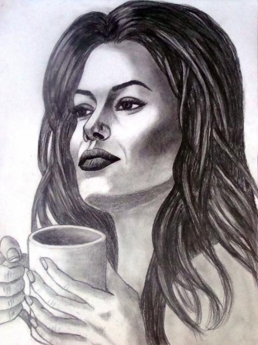 Angelina Jolie par Nihale